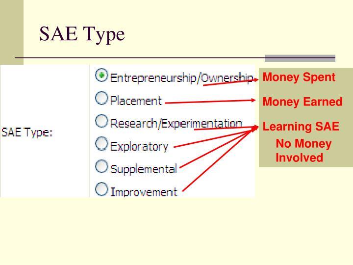 SAE Type