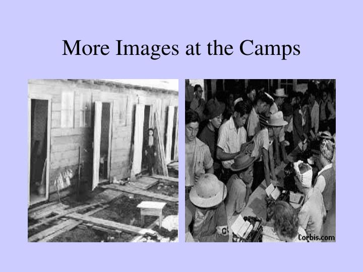 More Images at the Camps