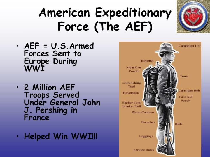 American Expeditionary