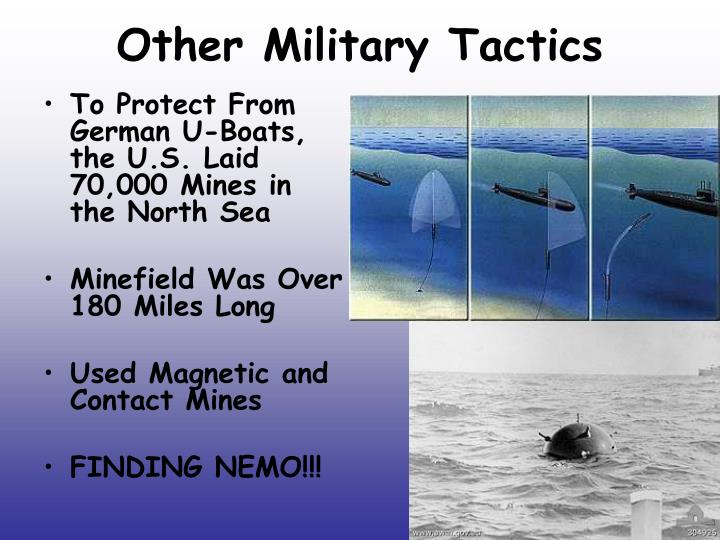 Other Military Tactics