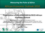 measuring the pulse of africa