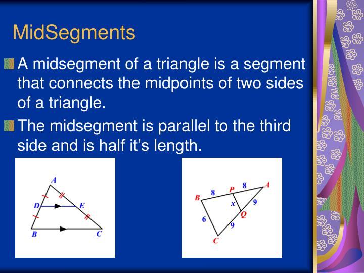 MidSegments