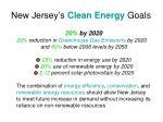 new jersey s clean energy goals