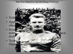 corporal alvin york