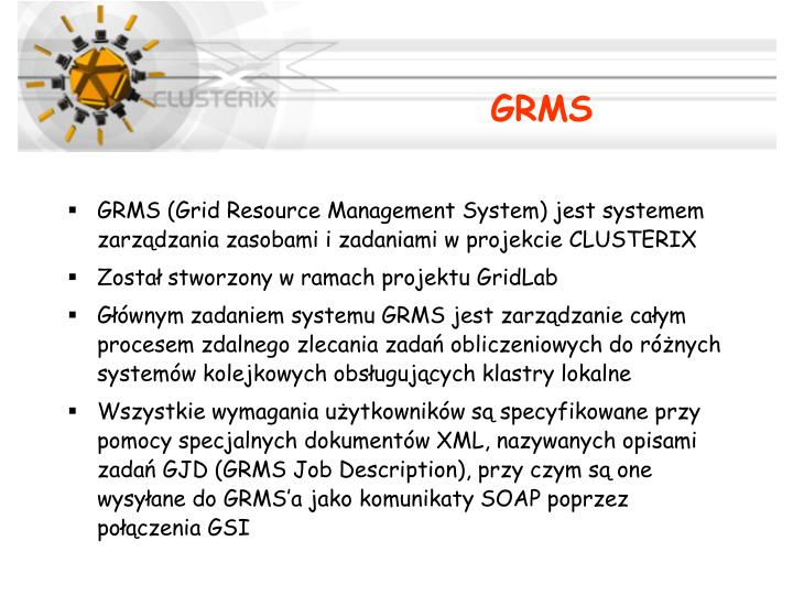 GRMS
