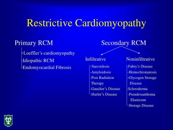 Primary RCM