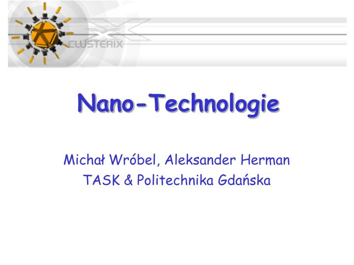 Nano-