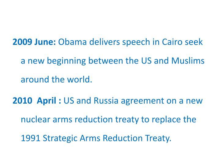 2009 June: