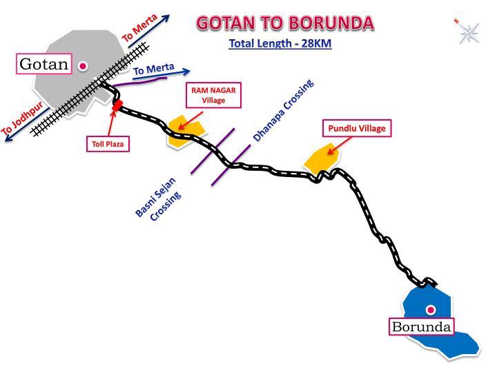 GOTAN TO BORUNDA