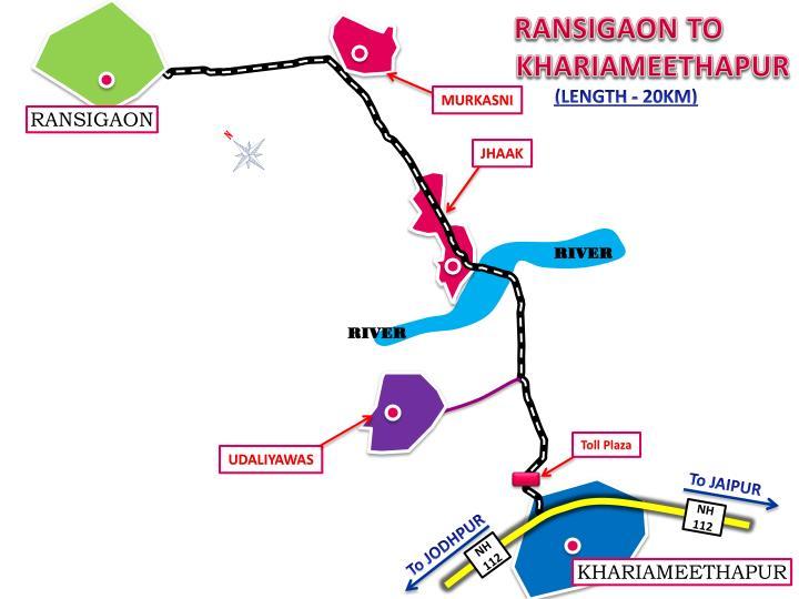 RANSIGAON TO
