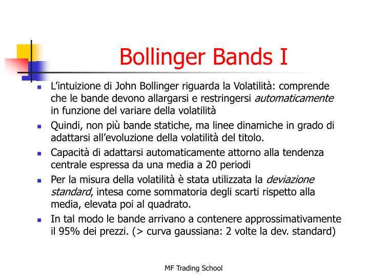 Bollinger Bands I