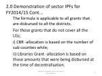 2 0 demonstration of sector ipfs for fy2014 15 cont