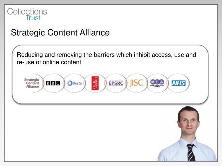 Strategic Content Alliance
