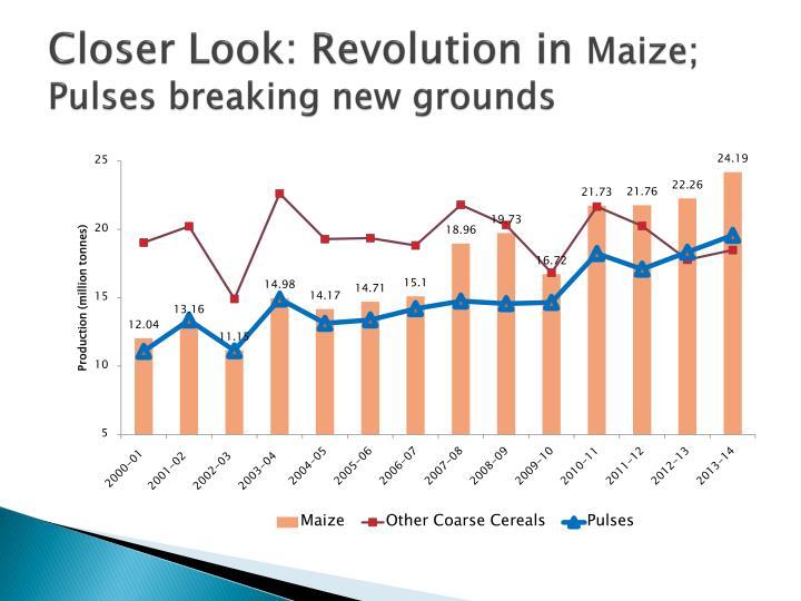 Closer Look: Revolution in