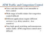atm traffic and congestion control2