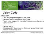 vision code1
