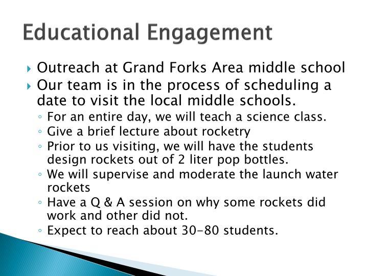 Educational Engagement
