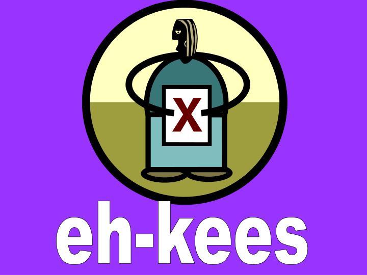eh-kees