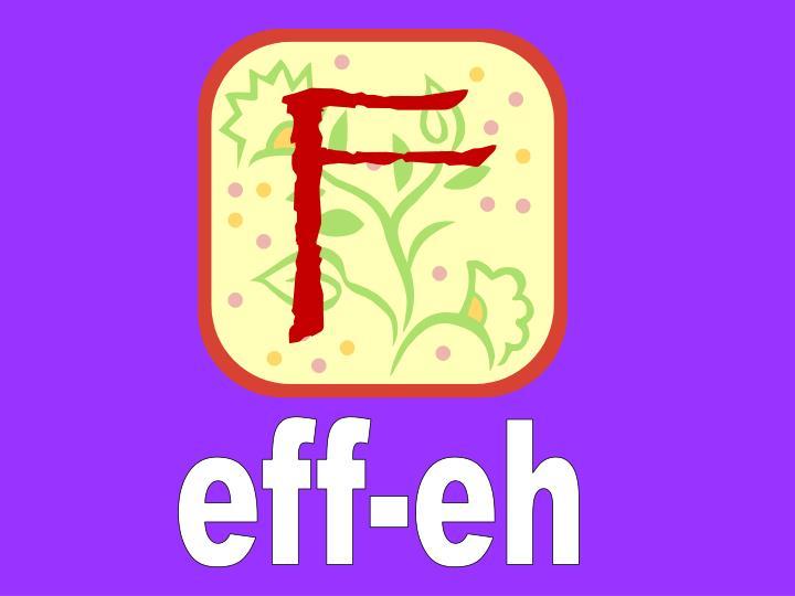 eff-eh