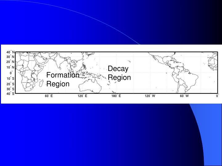 Decay Region