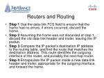 routers and routing