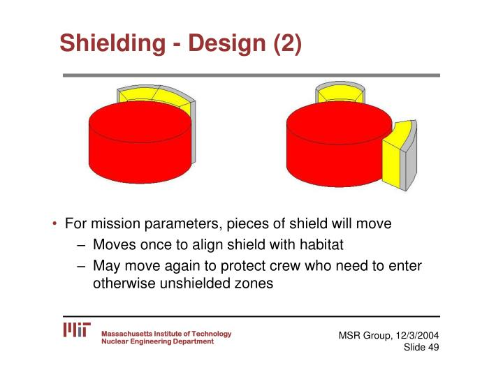 Shielding - Design (2)