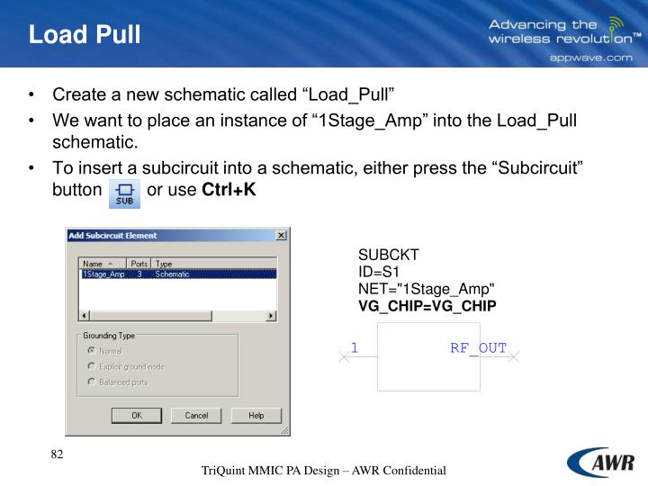 Load Pull