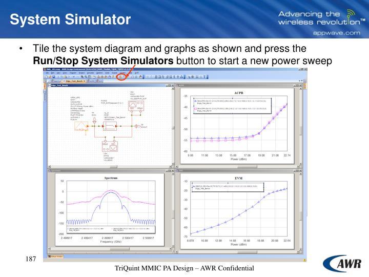 System Simulator
