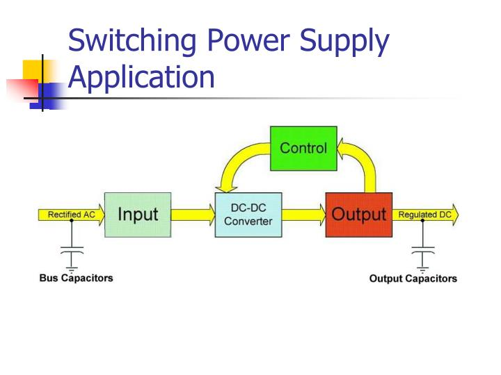 Switching Power Supply Application