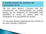 ii renforcement du syst me de vaccination 2 4