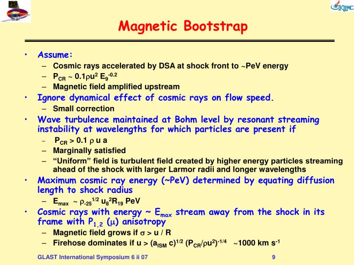 Magnetic Bootstrap