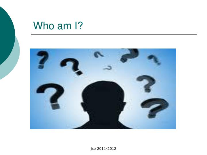 who am i n.