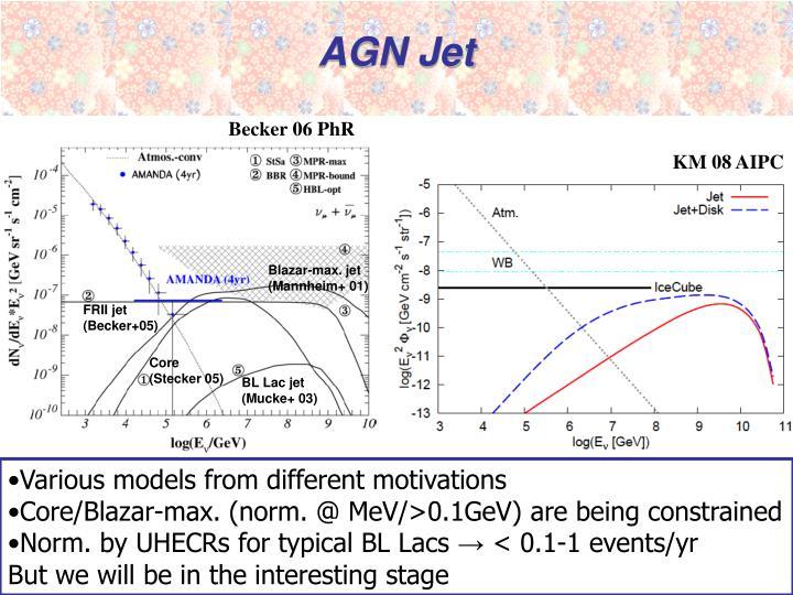 AGN Jet
