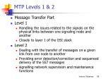 mtp levels 1 2