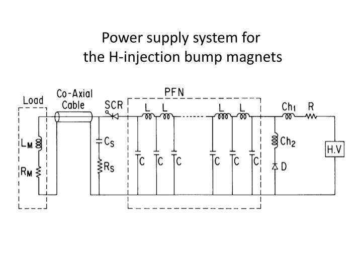 Power supply system for