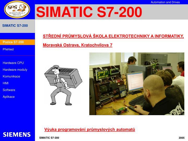 simatic s7 200 n.