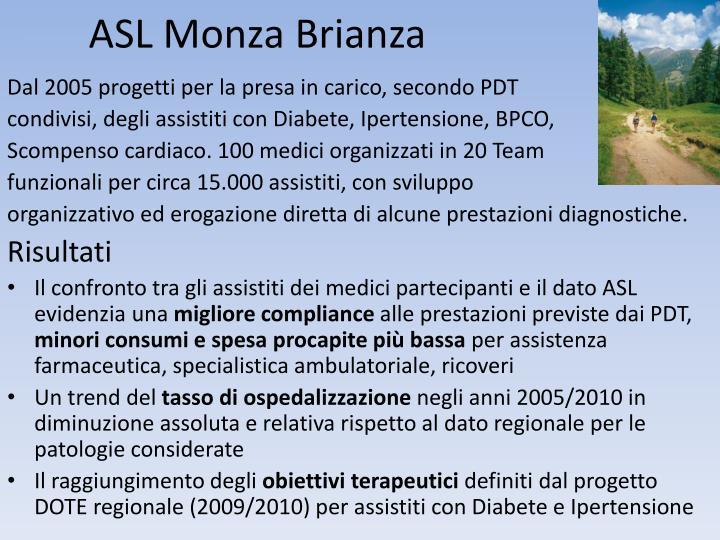 ASL Monza Brianza