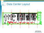 data center layout