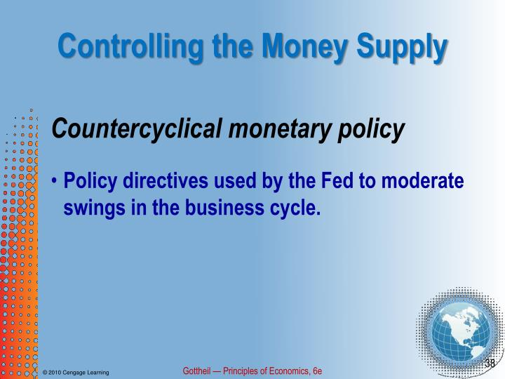 Controlling the Money Supply