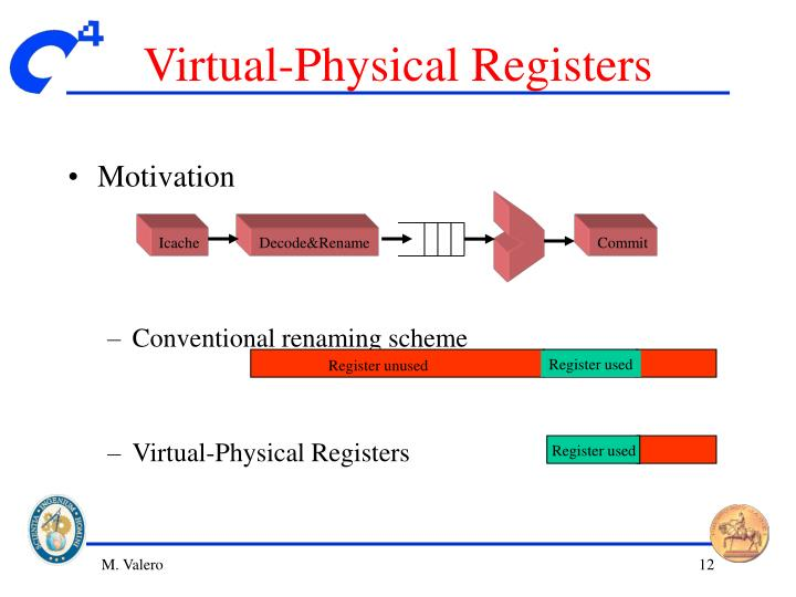 Virtual-Physical Registers