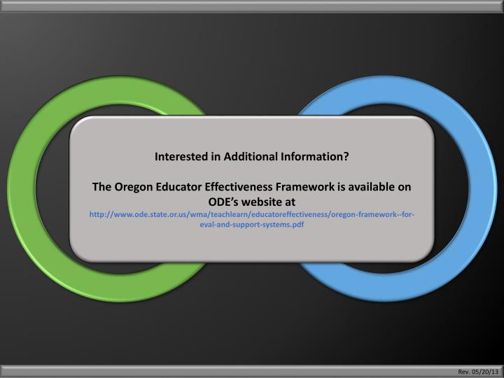 Interested in Additional Information?