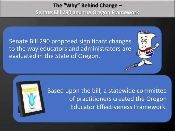 """The """"Why"""" Behind Change –"""
