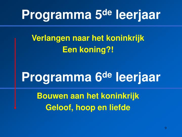 Programma 5