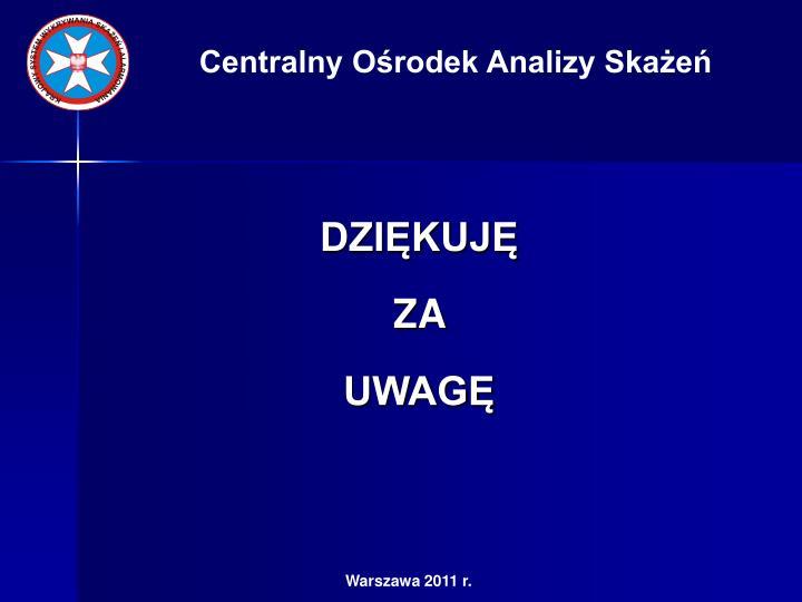 Centralny Ośrodek Analizy Skażeń
