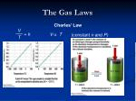 the gas laws2