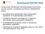 aktualizacja pgo wp 20101