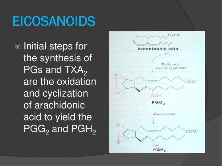 EICOSANOIDS