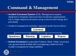 command management