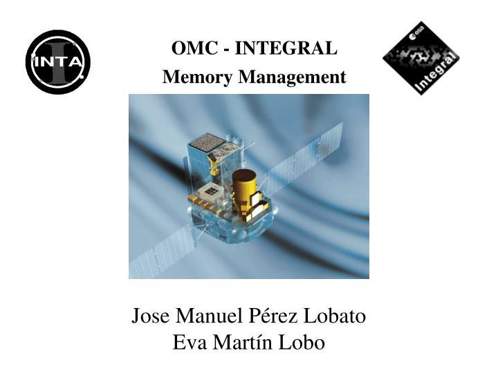 OMC - INTEGRAL