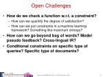 open challenges1
